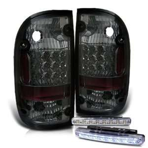 95 00 Toyota Tacoma LED Tail Lights Lamp + LED Bumper Fog Automotive