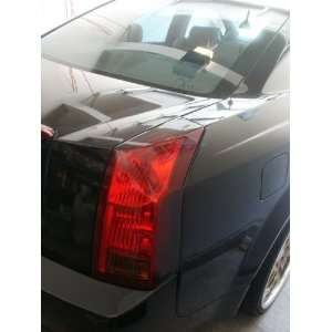 Cadillac CTS Tail Lights Smoked Taillight Accent Kit 2003