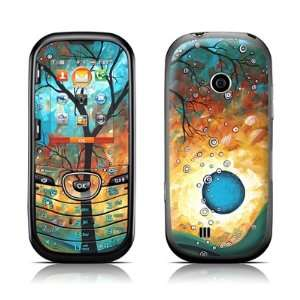 Aqua Burn Design Protective Skin Decal Sticker for LG