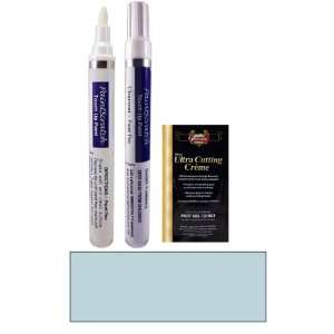1/2 Oz. Light Blue Metallic Paint Pen Kit for 1992 Saturn