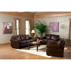 Dean Tradional Sofa Set in ultra plush in comfort