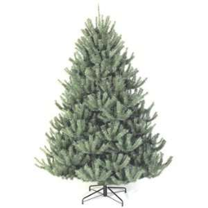 Douglas Fir Artificial Christmas Tree   9 Blue