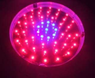 2012 HIGH POWER 147W LED Grow Light 3W chip RED BLUE UFO Hydroponics