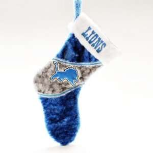 Detroit Lions Christmas/Holiday Stocking   NFL Football