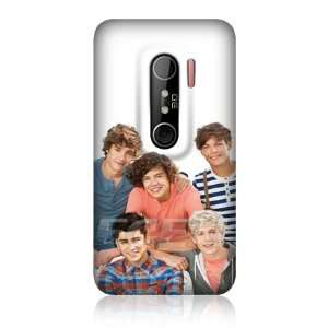 Ecell   ONE DIRECTION 1D BACK CASE COVER FOR HTC EVO 3D