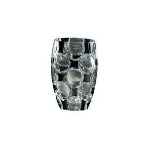 Dale Tiffany Crystal Rocky Black Vase