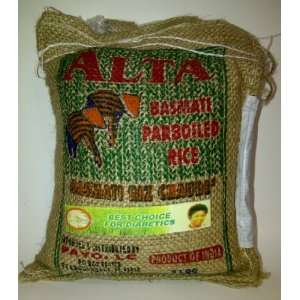 Alta Basmati Parboiled Rice 2lbs   Best Choice for Diabetic   Product