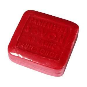 Panier des Sens Square Shea Butter Soap Red Berries