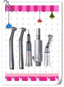 New NSK style Dental low/high speed handpiece turbine contral motor