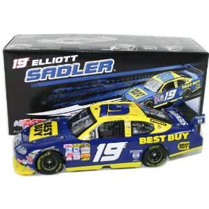 Elliott Sadler Diecast Best Buy 1/24 2009 Toys & Games