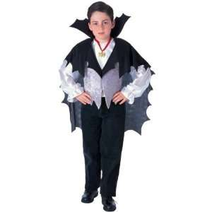 rubies Boys Classic Vampire Halloween Costume 5/7 years Toys & Games