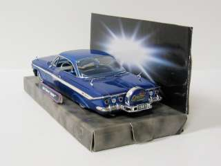 1961 Chevrolet Impala Diecast Model Car   Jada / Street Low 124