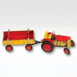 schylling tractor trailer Toys & Games