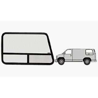 Side Rear 1997+ Chevy/GMC Vans 41 3/8 x 26 7/8