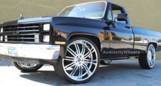 22inch Wheels & Tires 300c/Magnum/Charger Lincoln Rims