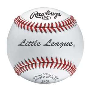 of Rawlings LLB2 Little League raised seam Baseball