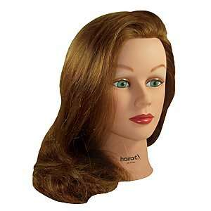 HAIRART Deluxe Elite Mannequin Linda 24 (Model 4324