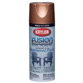 Krylon K02522000 Fusion For Plastic Textured Shimmer Aerosol Spray