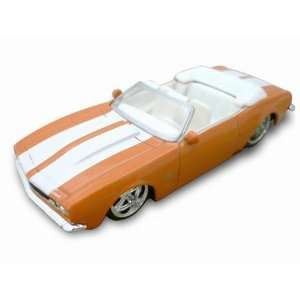 New 164 Scale Die Cast Car *1967 Chevy Camaro Convertible