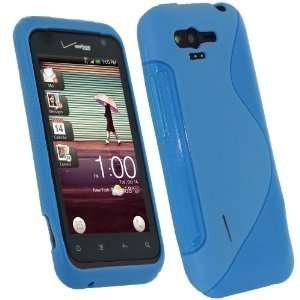 Cover for HTC Rhyme Android Smartphone Cell Phone + Screen Protector