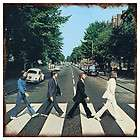 BEATLES ABBEY ROAD RECORD ALBUM COVER METAL WALL ART PAUL MCCARTNEY