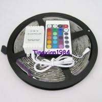 10M RGB SMD 600 LED 3528 Light Strip Waterproof & IR Remote Controller