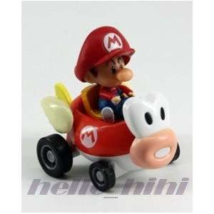 Super Mario Bros Mini Figure Car B/mario Toys & Games