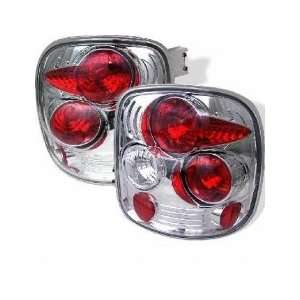 99 04 Chevy/GMC Silverado Stepside Euro Tail Lights