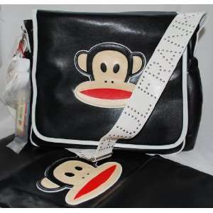 Paul Frank Julius Roomy & Chic Diaper Bag   * Black * Baby