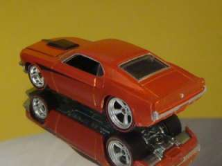 Ford Mustang Mach 1 1/64 Scale Limited Edion 4 Detailed Photos