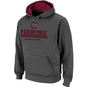 South Carolina Gamecocks Charcoal Sentinel Pullover Hoodie