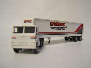 Winross Tractor Trailer Carmac Transport
