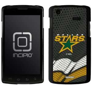 Dallas Stars   Home Jersey design on Samsung Captivate Case by Incipio