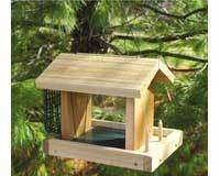 BIRD FEEDER  Seed, Suet and Fruit Feeder