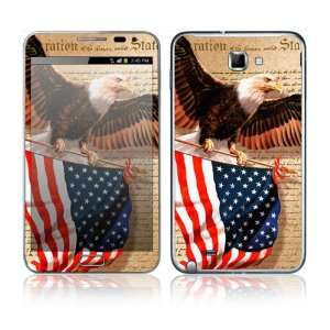 Nations Pride Decorative Skin Cover Decal Sticker for Samsung Galaxy