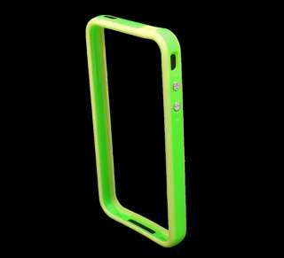 OEM Bumper Frame TPU Case cover for Apple iphone 4 4G