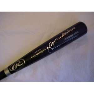 Joe Crede Hand Signed Autographed Full Size Rawlings Big