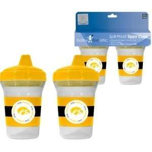 Iowa Hawkeyes NCAA Baby Sippy Cup   2 Pack Sports