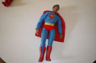 1978 superman MEGO DOLL 12 ACTION FIGURE