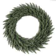 96 in. Camdon Fir Unlit Christmas Wreath 96 in. Camdon Fir Unlit