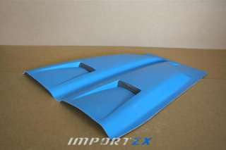 Ram Air Hood Scoop Trans Am NHRA w/ Exhaust Vents
