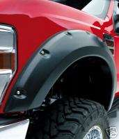 2009 Ford F150 Bolt On Style Fender Flares