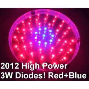 Updated High Power 147w Led Grow Light UFO Hydroponics 3w