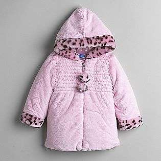 Toddler Girls Winter Jacket Faux Fur  Bon Bebe Baby Baby & Toddler