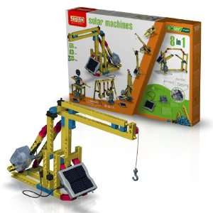 Engino Solar Powered Machines Toys & Games