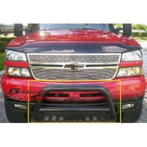 2011 2012 Silverado/Sierra 2500/3500 HD Black Bull Bar Automotive