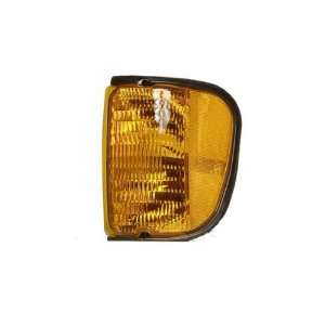 Ford Econoline Driver Side Replacement Side Marker Light