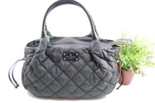 NWTKate Spade Chestnut Ridge Stevie Black pxru2729