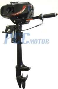Refurbished 2 HP OUTBOARD MOTOR 2 STROKE BOAT ENGINE WATER COOLED