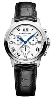 Raymond Weil Tradition Mens Watch 4476 STC 00300 7611784030676